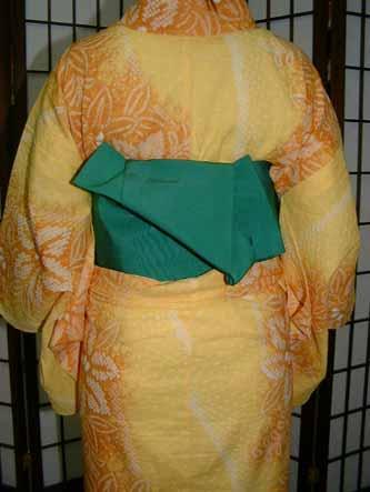 腰带的系法(贝口结) |